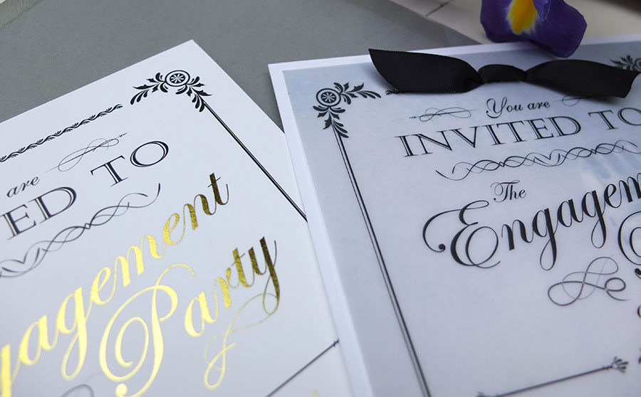 Dorset Wedding Stationery, created exclusively for you, with love ...